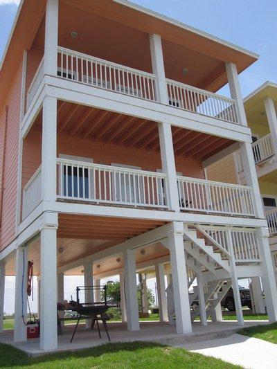 Matagorda Vacation Rentals 40 Riverside Retreat