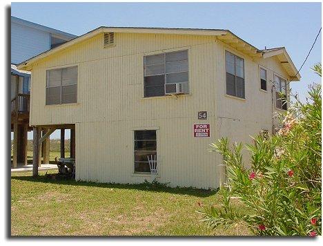 Matagorda texas vacation rentals matagorda beach and for Fishing cabins for rent in texas